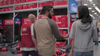 Lowe's Labor Day Savings TV Spot, 'Show Your Yard Who's Boss: Craftsman Gas Blower' - Thumbnail 1