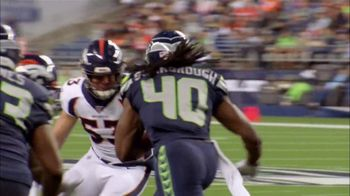 Oakley PRIZM TV Spot, 'Game Changers of the Week: Broncos vs Seahawks' - 1 commercial airings