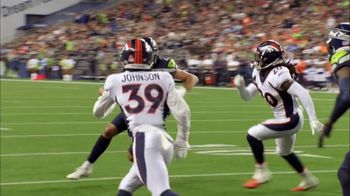 Oakley PRIZM TV Spot, 'Game Changers of the Week: Broncos vs Seahawks' - Thumbnail 7