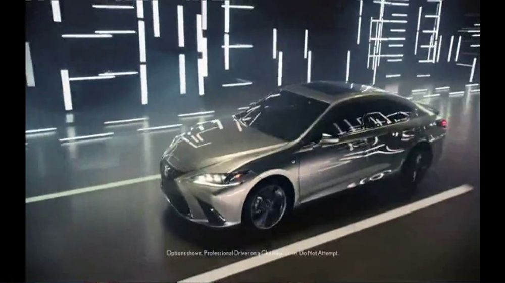 Lexus Golden Opportunity Sales Event TV Commercial, 'Safety' [T1]
