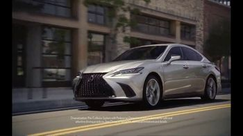 Lexus Golden Opportunity Sales Event TV Spot, 'Safety' [T1] - Thumbnail 6