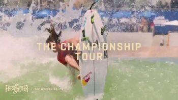 World Surf League TV Spot, 'The Championship Tour' Song by The Raconteurs - Thumbnail 4