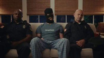 SimpliSafe TV Spot, 'Fast Police Response'