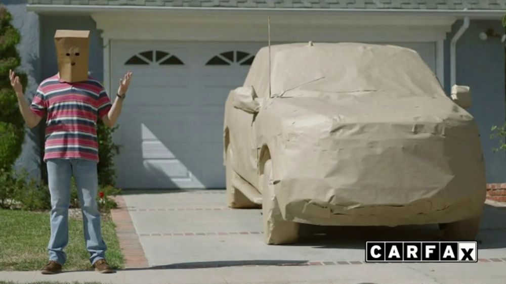 Carfax TV Commercial, 'Bags'