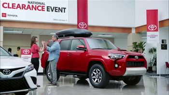 Toyota National Clearance Event TV Spot, 'Clap' Song by Fitz and the Tantrums [T2]