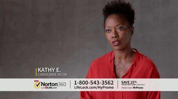 Norton 360 with LifeLock TV Spot, 'General 120 25' - Thumbnail 4