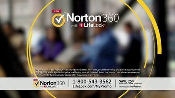 Norton 360 with LifeLock TV Spot, 'General 120 25' - Thumbnail 6