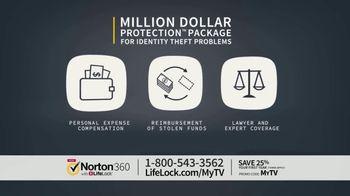 Norton 360 with LifeLock TV Spot, 'Celeb 120 25' Featuring Angie Harmon - Thumbnail 4