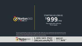 Norton 360 with LifeLock TV Spot, 'Celeb 120 25' Featuring Angie Harmon - Thumbnail 7