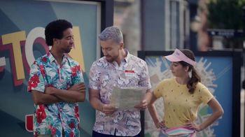 GEICO TV Spot, 'MTV: Welcome to Bass-ton' Featuring Lance Bass