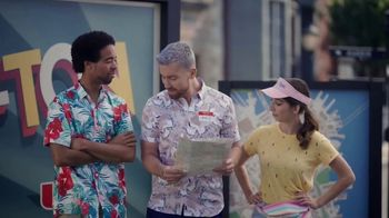 GEICO TV Spot, 'MTV: Welcome to Bass-ton' Featuring Lance Bass - 12 commercial airings