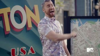 GEICO TV Spot, 'MTV: Welcome to Bass-ton' Featuring Lance Bass