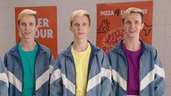 Little Caesars HOT-N-READY Quattro Pizza TV Spot, 'Quattro Brothers: Singing Voices' - Thumbnail 2
