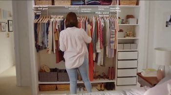Woolite Clean & Care TV Spot, 'Keeps Clothes Looking Like New'