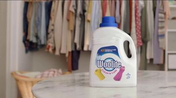 Woolite Clean & Care TV Spot, 'Keeps Clothes Looking Like New' - Thumbnail 7