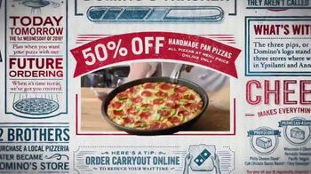 Domino's TV Spot, 'Half Off' - Thumbnail 5