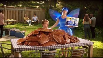 Sparkle Towels TV Spot, 'Ribs Giants'