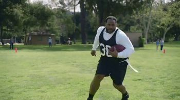 Flag Football with Jerome Bettis