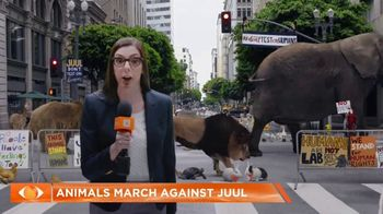 Truth TV Spot, 'The March Against JUUL: Tested on Humans'