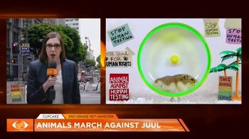 Truth TV Spot, 'The March Against JUUL: Tested on Humans' Featuring Doug the Pug - Thumbnail 8