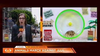 Truth TV Spot, 'The March Against JUUL: Tested on Humans' Featuring Doug the Pug - Thumbnail 9