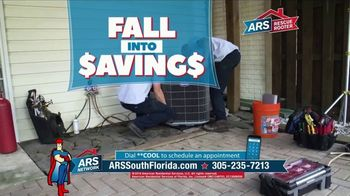 ARS Rescue Rooter Fall Into Savings TV Spot, 'New HVAC System'