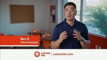CustomInk TV Spot, 'Ben Testimonial' - Thumbnail 1