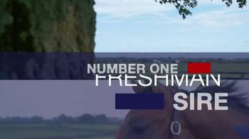 Claiborne Farm TV Spot, 'Runhappy: Saratoga Sale Results'