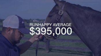 Claiborne Farm TV Spot, 'Runhappy: Saratoga Sale Results' - Thumbnail 4