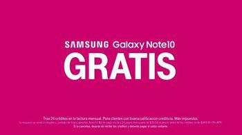 T-Mobile Unlimited TV Spot, 'Llévate un Samsung Note10 gratis' [Spanish] - Thumbnail 8