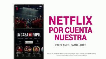 T-Mobile Unlimited TV Spot, 'Llévate un Samsung Note10 gratis' [Spanish] - Thumbnail 5