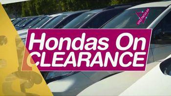 Honda Summer Spectacular Event TV Spot, 'SUVs On Clearance' [T2] - Thumbnail 2