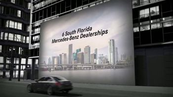 Mercedes-Benz of Miami TV Spot, 'The Signs Are Out There: 2019 A 220 and 2019 GLC 300' - Thumbnail 3
