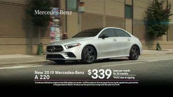 Mercedes-Benz of Miami TV Spot, 'The Signs Are Out There: 2019 A 220 and 2019 GLC 300' - Thumbnail 4