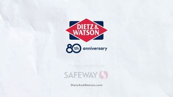 Dietz & Watson TV Spot, '80 Years: Every Family Has a Thing' - Thumbnail 9