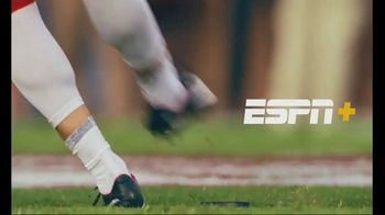 ESPN+ TV Spot, 'College Football' - Thumbnail 2