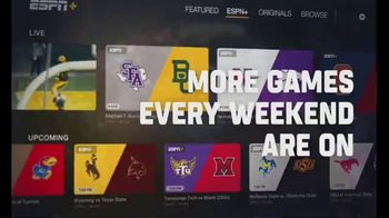 ESPN+ TV Spot, 'College Football' - Thumbnail 5