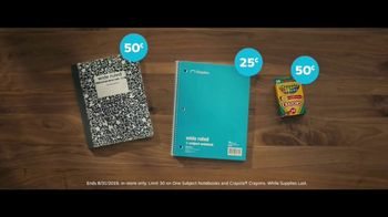 Staples TV Spot, 'Back to School: Notebooks and Crayons' - Thumbnail 5