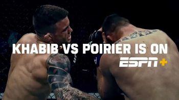 ESPN+ TV Spot, 'UFC 242: Khabib vs. Poirier' - Thumbnail 2