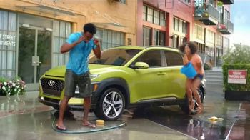 Hyundai Epic Summer Liquidación TV Spot, 'Pelea de agua' [Spanish] [T2] - Thumbnail 6