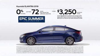 Hyundai Epic Summer Liquidación TV Spot, 'Pelea de agua' [Spanish] [T2] - Thumbnail 8