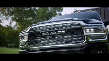 Ram Trucks Labor Day Sales Event TV Spot, 'Loyalty' Song by Eric Church [T2] - Thumbnail 1