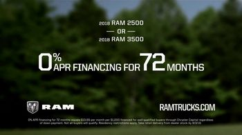 Ram Trucks Labor Day Sales Event TV Spot, 'Loyalty' Song by Eric Church [T2] - Thumbnail 9