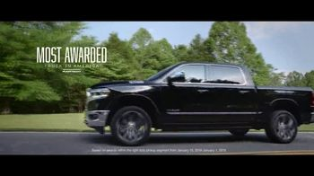 Ram Trucks Labor Day Sales Event TV Spot, 'Loyalty' Song by Eric Church [T2] - Thumbnail 5