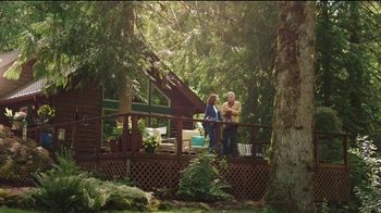 Consumer Cellular TV Spot, 'Cabin: First Month Free' - Thumbnail 1