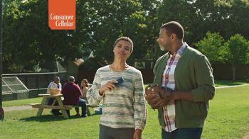 Consumer Cellular TV Spot, 'Baseball: First Month Free' - Thumbnail 2