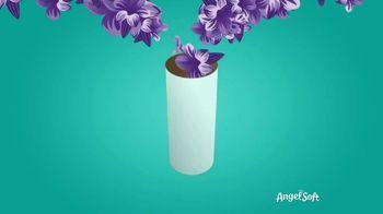 Angel Soft With Fresh Lavender TV Spot, 'Cat' - Thumbnail 9