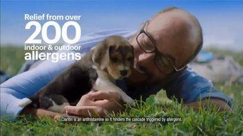 Claritin TV Spot, 'Feel the Clarity: Save $36' - Thumbnail 3