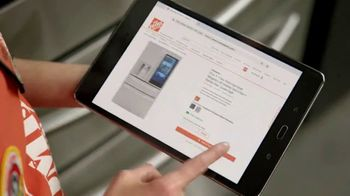 The Home Depot Labor Day Savings TV Spot, 'Upgrade Your Appliances: LG' - Thumbnail 5