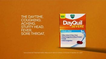 Vicks DayQuil Severe TV Spot, 'Crush the Day' - Thumbnail 5